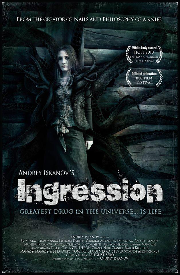 ingression poster