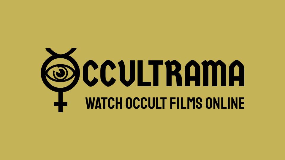 Occultrama Logo - BlackGold